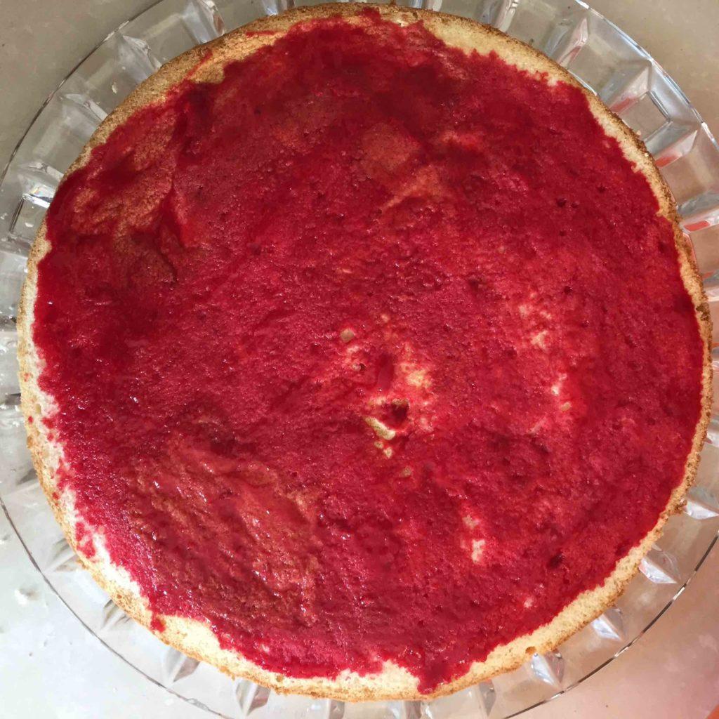 Die Raffaelo-Torte zum Sommergeburtstag - eine köstliches Sommerrezept