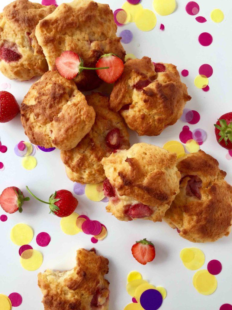 """Erdbeerwölkchen sind die kinderleichte Interpretation des Kinderbuches """"Erdbeerinchen Erdbeerfee""""."""