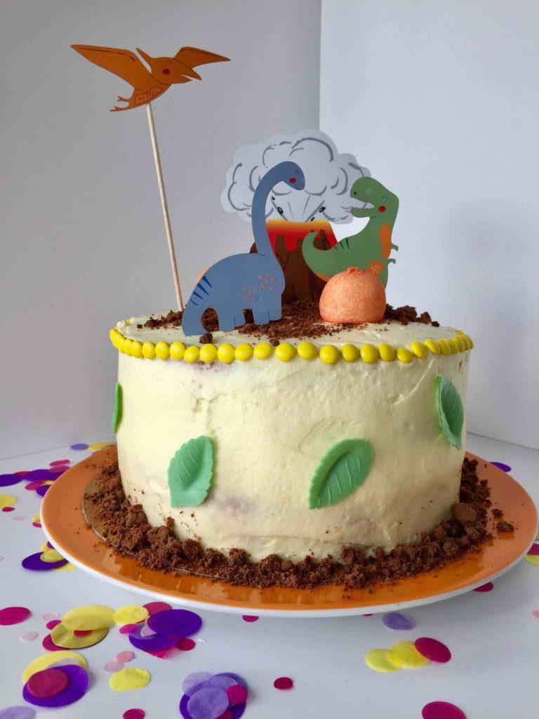 Eine besondere Torte für den Kindergeburtstag
