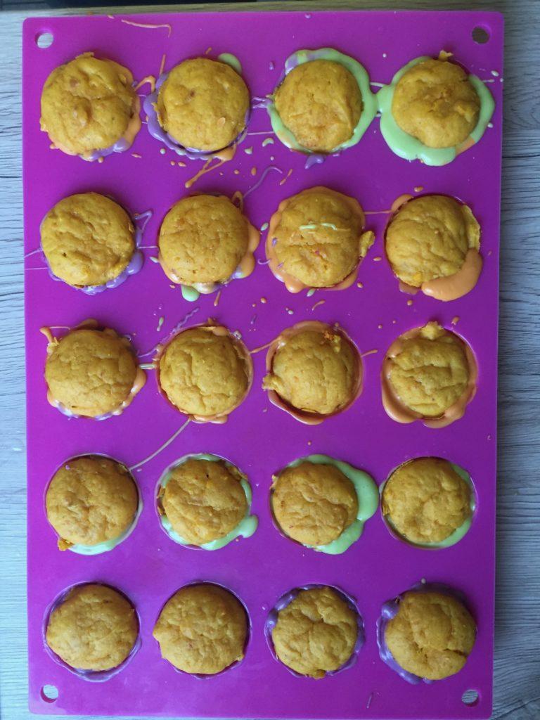 Halloween-Muffins-Halloweenparty-Caketopper-Snacks