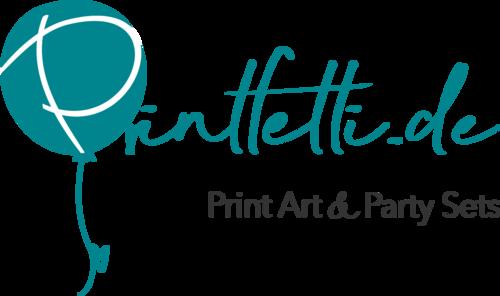 Logo Printfetti