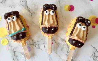 Die Pferde-Kekse sind schnell gestaltet und sind die perfekte Deko für dein Backwerk für die Pferde-Party